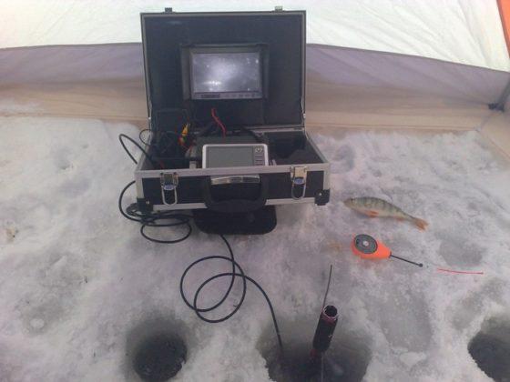 Как самому сделать подводную камеру