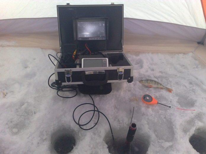 Камеру для зимней рыбалки своими руками