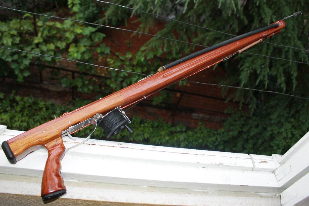 Самоделки для охоты - ружья, ножи, капканы и другие охотничьи