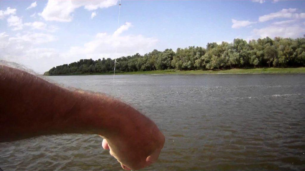 Как подобрать место для ловли судака на живцовую снасть