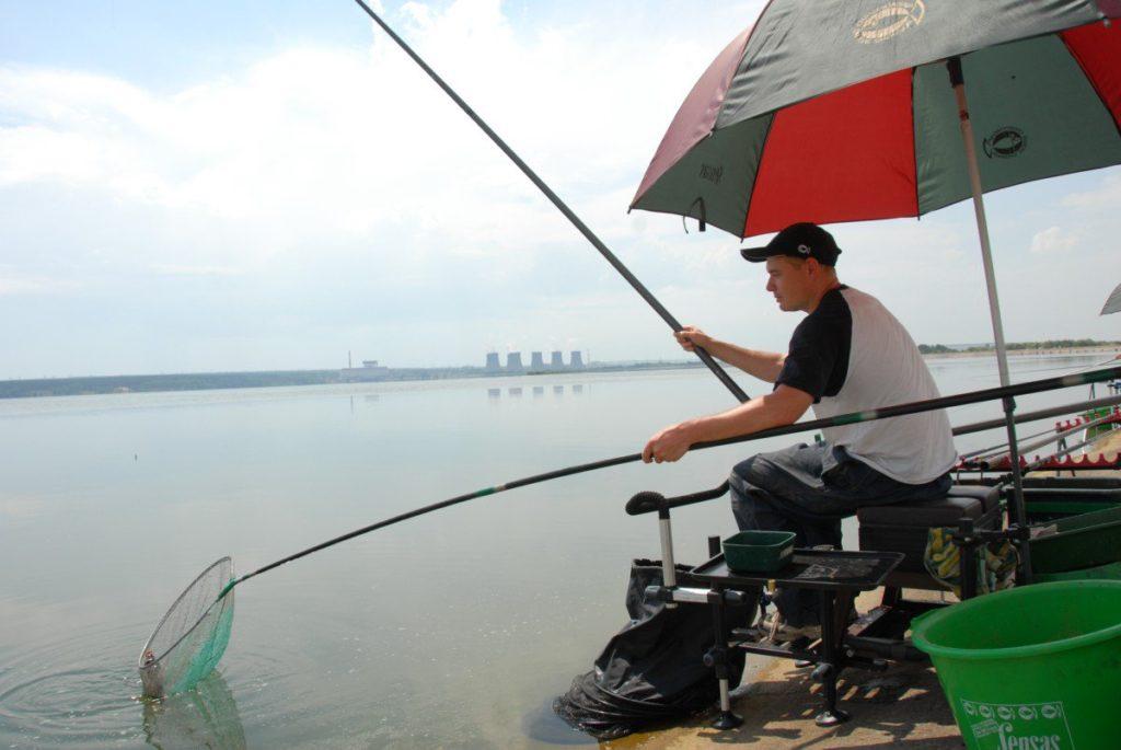 Ловля судака поплавочной снастью