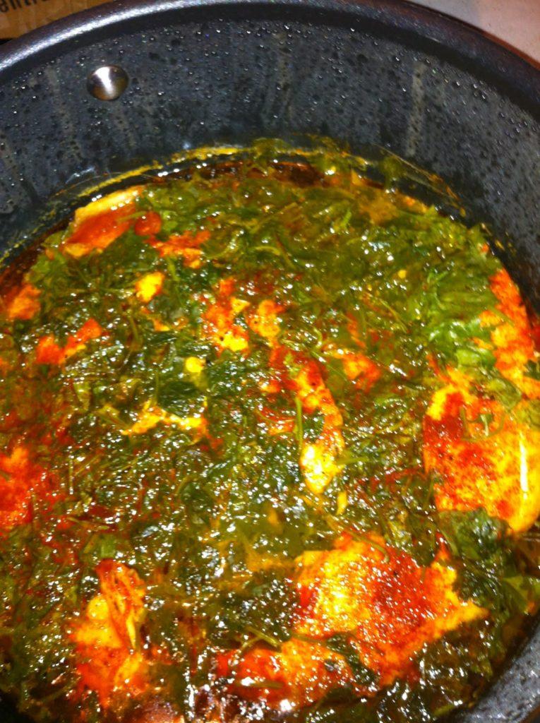 Вкусный рецепт рыбы по-мароккански