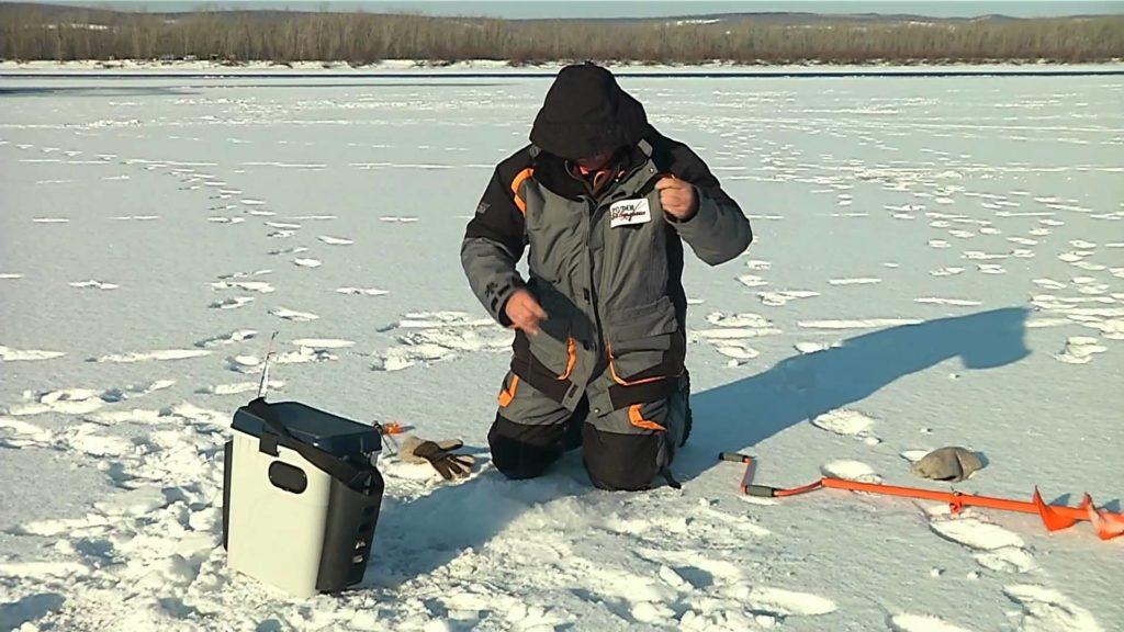 Наилучшее время для ловли голавля в зимний период