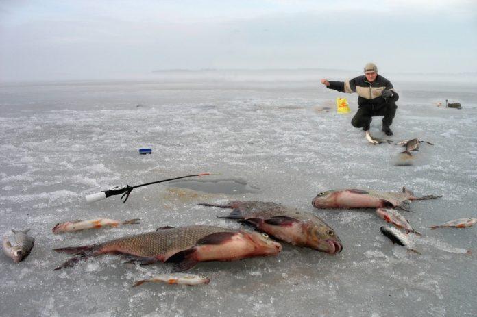 Выбираем место для зимней ловли