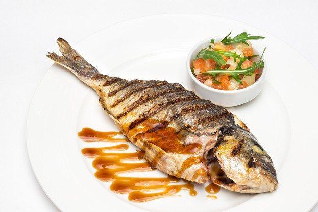 рыба со скелетом рецепт