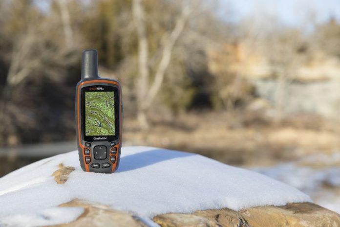 GPS навигатор для рыбалки