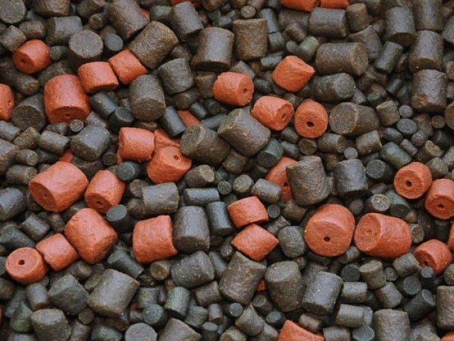 Гранулированные смеси для карпа