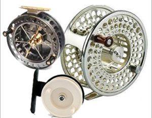 Инерционные катушки для зимней рыбалки