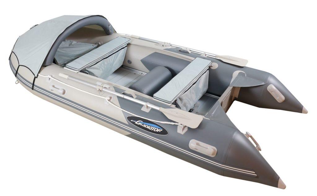 Лодка из ПВХ жесткий пол