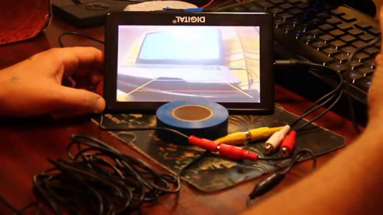 Видео камеры для рыбалки своими руками