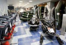 Выбор надувной лодки с мотором