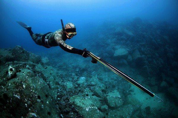 Подводная рыбалка общие советы