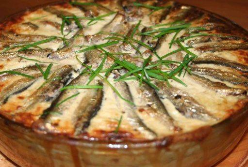 тушёная рыба по-эстонски