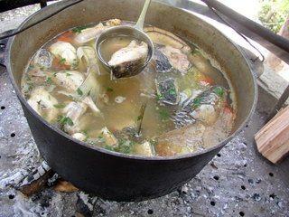 Первые блюда (уха,суп)