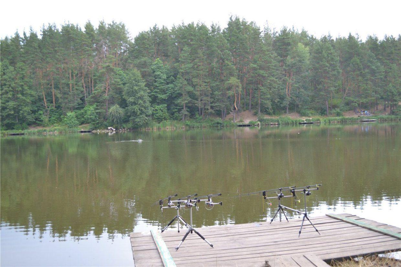 Рыболовные места