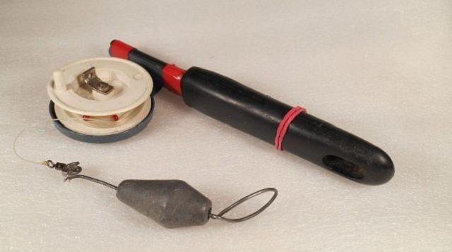 Глубиномер для зимней рыбалки своими руками