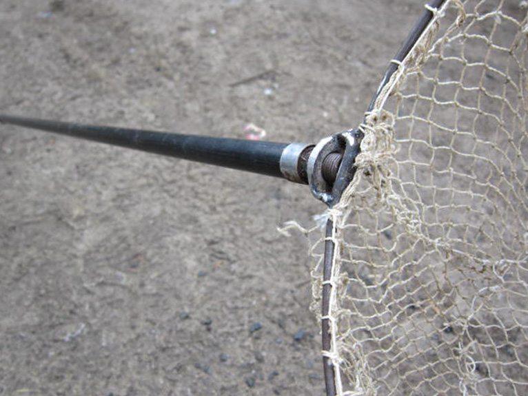 Подсачек для рыбалки
