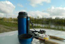 термос для рыбалки миниатюра