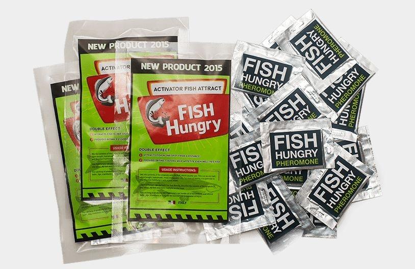 Приманки для рыбы