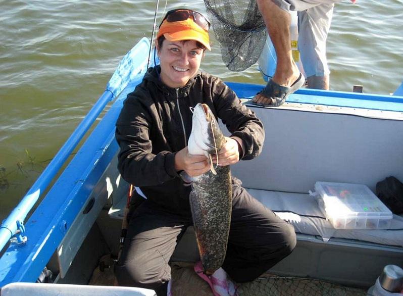 Полезные свойства рыбалки