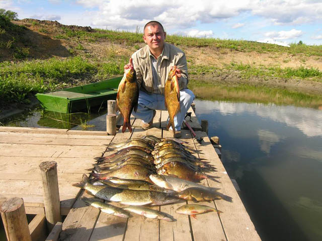 Польза от рыбалки