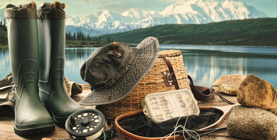 Снаряжение для рыбалки