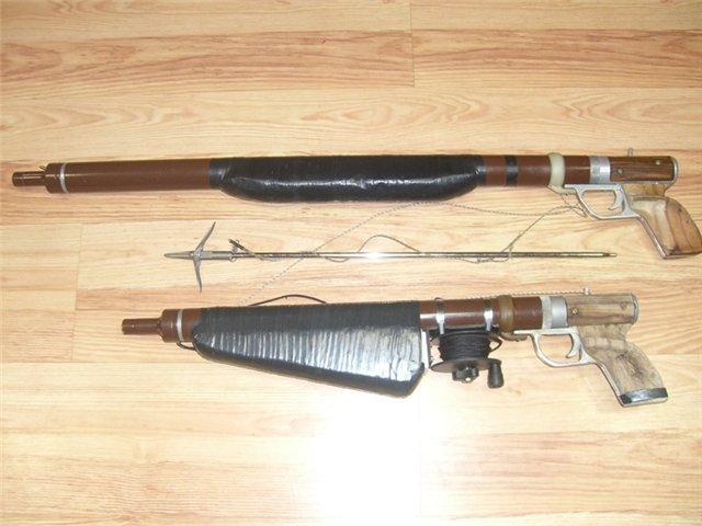 оружие для подводной охоты миниатюра