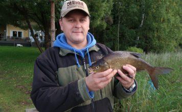 Рыбалка в Финляндии на фидер . Озеро Сайма — Часть первая