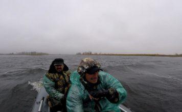 Отчет о рыбалке: 29 октября 2017 Волга, река (Протоки в районе с.Генеральское.)