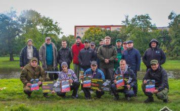 Отчет о рыбалке: Город Черняховск Пруд парковый. 07 октября 2017