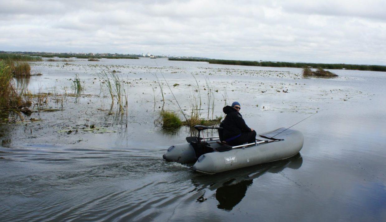 Вести с водоема: Неро озеро