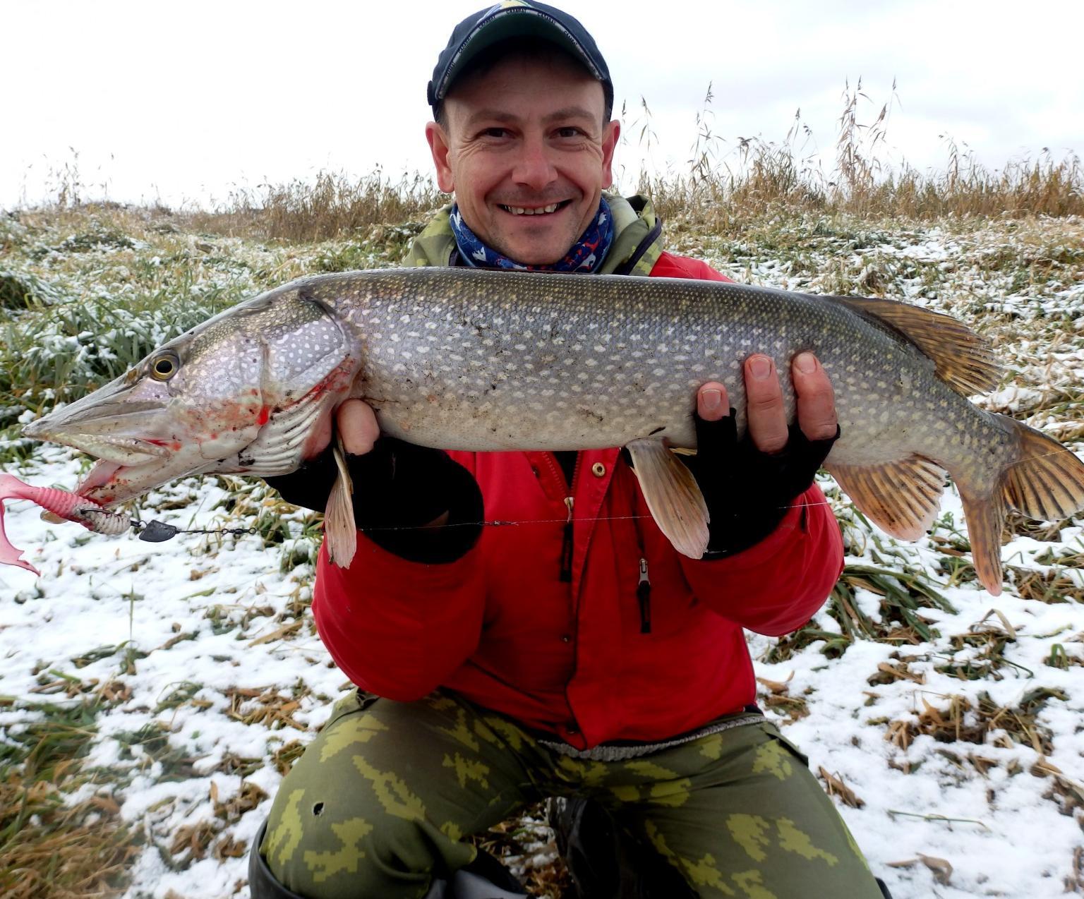 Рыбалка в омске и