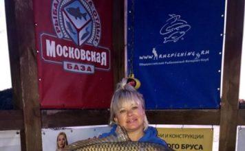 Отчет о рыбалке: 02 сентября 2017 — 15 сентября 2017, Волга (база Московская)