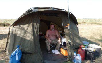 Отчет о рыбалке: 15 августа 2017  Старонижестеблиевская, 7 прудов