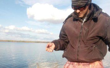 Отчет о рыбалке: Курчатовское водохранилище 07 октября 2017