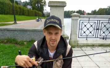 Отчет о рыбалке: Верхнее озеро город Калининград 25 сентября 2017