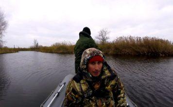 Отчет о рыбалке:  Волга (Саратовская область) 02 ноября 2017