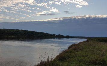 Отчет о рыбалке: река Ока 15 сентября 2017