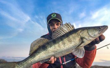Отчет о рыбалке: 17 ноября 2017, Днепро, река