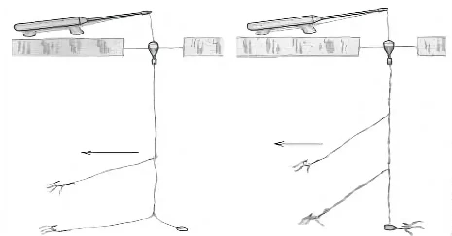 оснастка поплавочной удочки на плотву