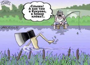прогноз клева в Кукуево
