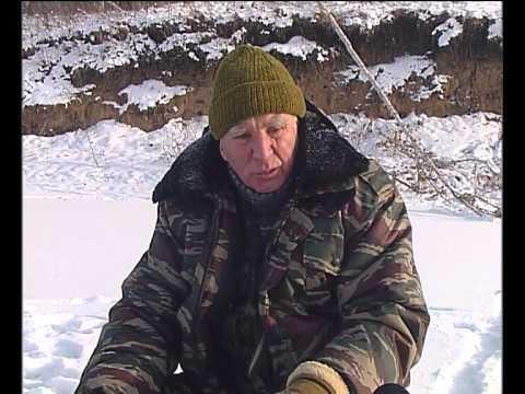 рыбак рыбаку видео зима