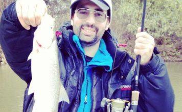 Отчет о рыбалке: Бушма ерик