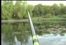 ловля щуки на твичинг на малых реках
