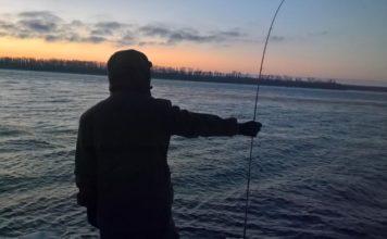 Отчет о рыбалке: 04 января 2018  Волга, река