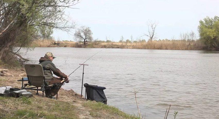 Как найти рыбу в начале весны