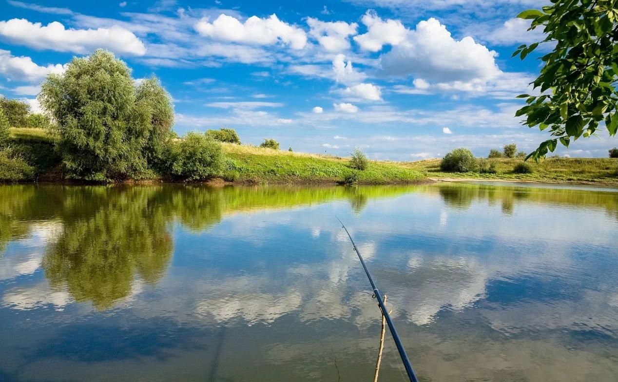 Выбор перспективного участка у реки