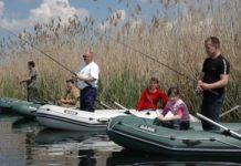 Выбор резиновой лодки