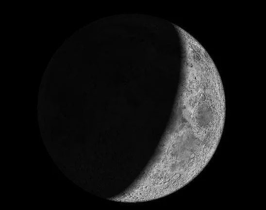 Вторая лунная фаза