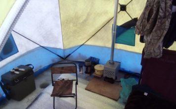Отчет о рыбалке:  Чаны, озеро